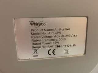 🚚 Air purifier,