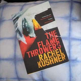 The Flame Flowers (Novel, dalam Bahasa Inggris)