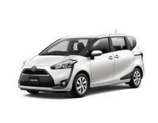 Toyota Sienta Hybrid 1.5a