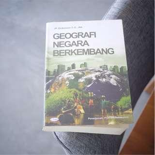 Geografi Negara Berkembang (Sains-Georafi)
