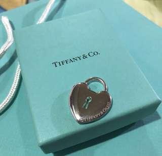 🚚 Tiffany &co heart lock charm (discontinued)