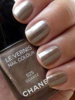 Chanel 指甲油 兩支