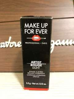 Make up for ever 唇膏