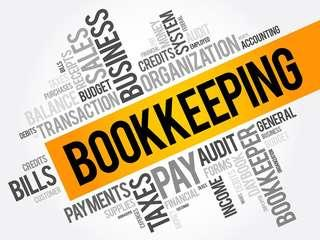 Yearly, quarterly and monthly bookkeeping and accounting seevices
