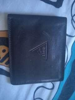 Aigle leather wallet