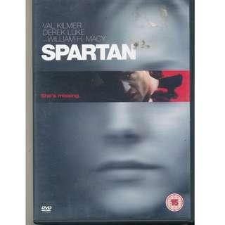 Spartan (Val Kilmer) (THRILLER) (CODE 2 DVD) *
