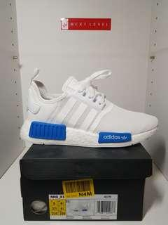 Adidas NMD R1 Bright Blue White