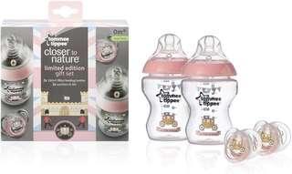 全新 Tommee Tippee limited edition Closer To Nature Royal Baby - Princess bottle x1