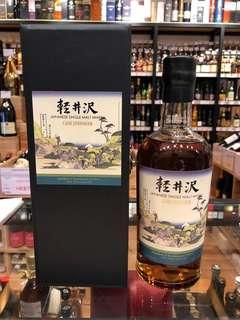 現貨 輕井澤 冨嶽三十六景 Karuizawa 25景 25版 下目黑 25 View Cask Strength Japanese Whisky 日本 威士忌 Whiskey