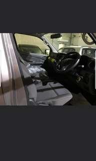 Vans for short / long term rental