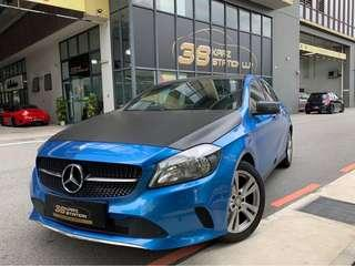 Mercedes-Benz A180 Style For Rent