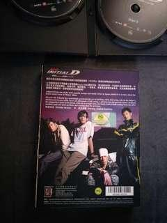 Initial D DVD movie