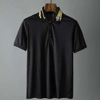 🚚 G牌⭐經典老虎刺繡 polo衫