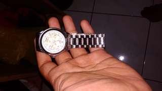 Rolex skeleton automatis