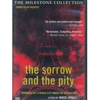 The Sorrow and the Pity (Woody Allen Presents) (US IMPORT) DVD *