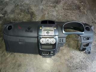 Dashboard kosong Myvi Facelift 2010