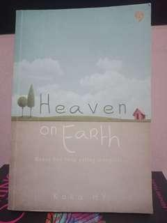 (NOVEL PRELOVED) Heaven On Earth