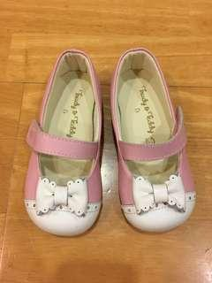 Trudy & Teddy girl leather shoes