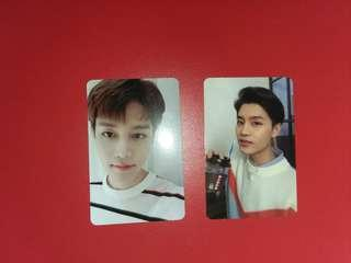 NCT127 TAEIL PHOTOCARDS