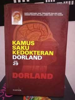 (PRELOVED) Kamus Kedokteran Dorland