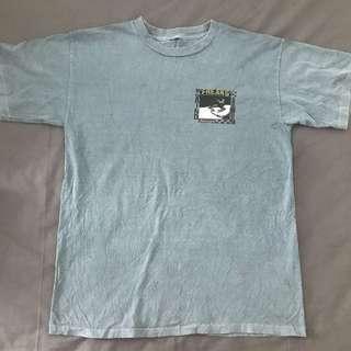 Vintage 90s skate tshirt