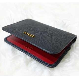 GUARANTEED AUTHENTIC BNIB BALLY CARD WALLET UNISEX