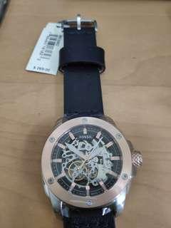 Fossil me3082 機械錶 automatic watch