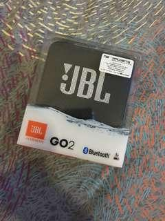 JBL Go 2 Portable Bluetooth Speaker 100% Authentic