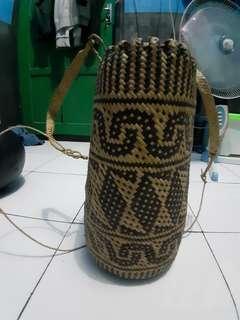 TAS Anjat Khas Tradisional  Kalimantan