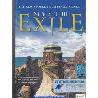 Myst 3: Exile (NEW) (PC GAME) *