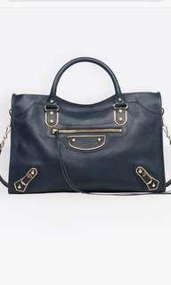 Balenciaga new original beg regular size