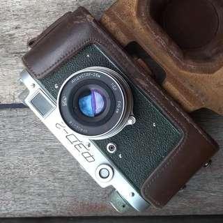 Kamera antik fed 2 made in ussr