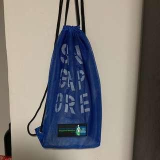 Standard chartered sling bag