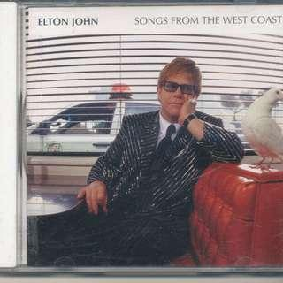 Elton John - Songs from the West Coast (AUDIO CD) [y3] *