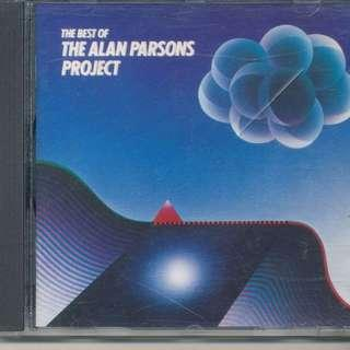 Best of the Alan Parsons Project (AUDIO CD) [a8] *