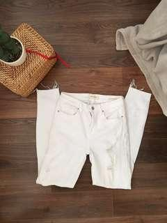 distressed pacsun jeans