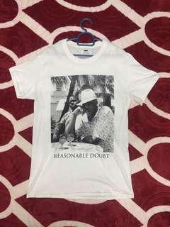 "TOPMAN ""REASONABLE DOUBT"""