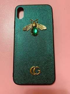 Gucci insp iPhone XS Max Case