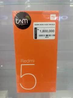 Xiaomi Redmi 5 Bisa kredit tanpa CC mudah dan cepat
