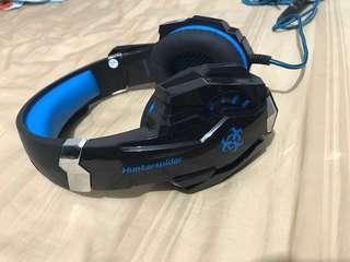 🚚 Hunter spider headset V2
