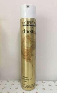 Loreal Elnett Satin Hair Spray Strong Hold