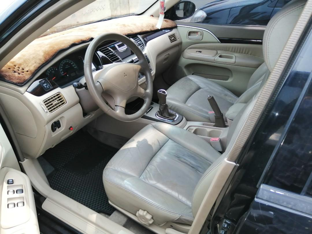 2005 lancer 1.6 買車找錢