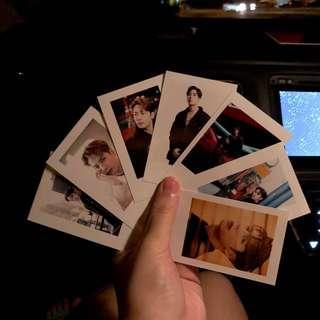 Jackson Wang Polaroid