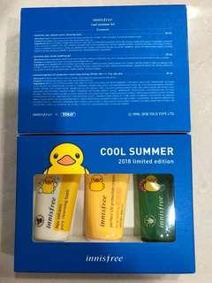 Innisfree Cool Summer Kit