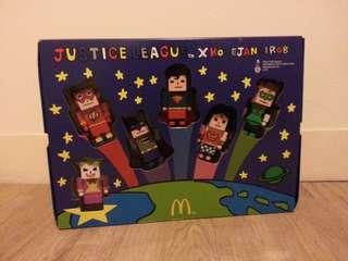McDonald Justice League x Ko Ejan Irob
