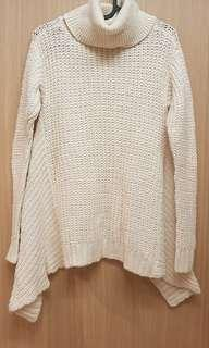 ASOS Cream Knitted Sweater