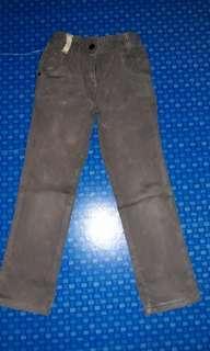 Celana panjang anak UniSex