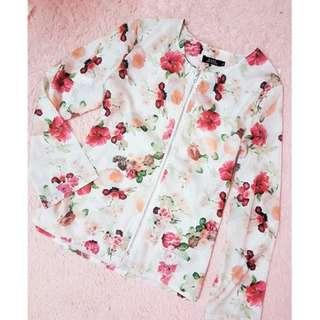 DARE floral outer