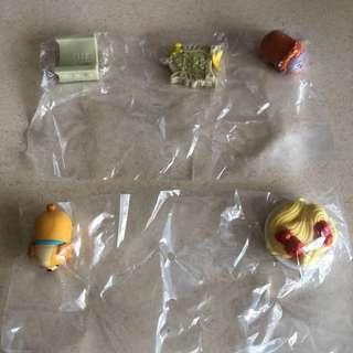 Tsum Tsum Mystery Pack Series 5 and Series 6