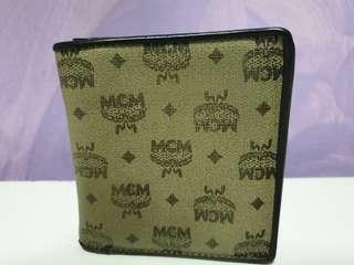 🚚 MCM Wallet Authentic